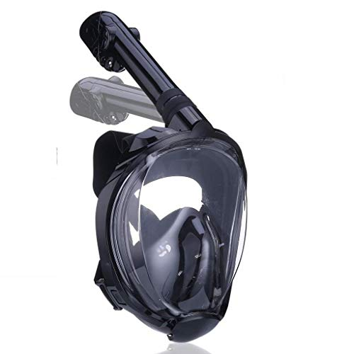 decathlon maska do oddychania pod wodą