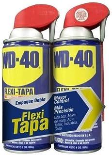 2Pack Aceite Multiusos WD40 Flexi-Tapa 9 oz.