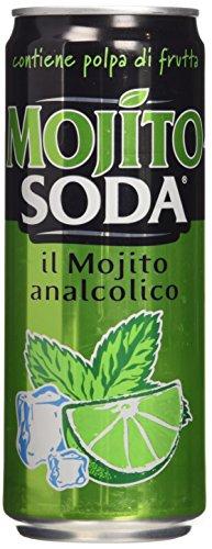 Mojito Soda Lattina - 330 ml