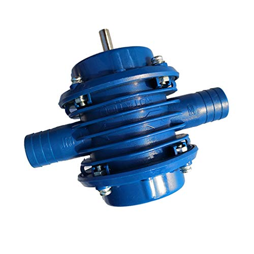 Hochwertige Bohrmaschinenpumpe Vorsatzpumpe für Bohrmaschinen Pumpenaufsatz, Industriequalität