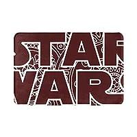 スター・ウォーズ Star Wars 9 カーペット エントランス マット 多機能 滑り止め付 速乾 屋内屋外ドアマット 供の寝室の家の装飾屋 モダン リビングルーム キッチン寝室 バスルームフットマット