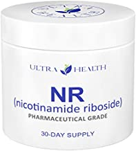 NR 30 (100% RiboGEN™) nicotinamide riboside. Ultra-Pure Pharmaceutical Grade. No additives just 99.5%+ NR. 300mg Veg caps, 30-Day Supply. UltraHealth Posts its COA and HPLC Data no Other Company Does