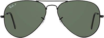 5ded80d7b Óculos de Sol Ray Ban Aviator Polarizado RB3025L 002/58-62