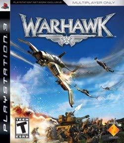 GIOCO SONY PS3 WARHAWK+HEADSET