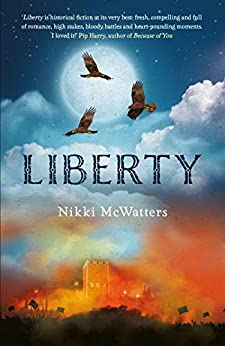 Liberty by [Nikki McWatters]