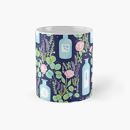 Sumptuous Smells Aromatherapy Oils Classic Mug | Best Gift Funny Coffee Mugs 11 Oz