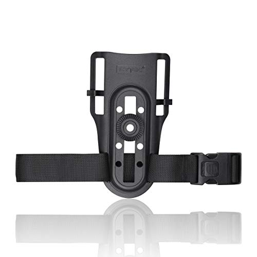 Low Ride Belt Loop, Compatible with Cytac R-Defender Holsters and T-ThumbSmart Holsters, Mega-Fit Holster