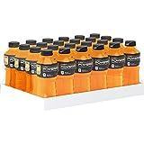 POWERADE, Electrolyte Enhanced Sports Drinks w/ vitamins, Orange, 20 fl oz, 24 Pack