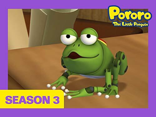 Season 3 - Toy frog