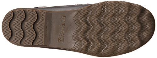 Sperry Top-Sider Men's Avenue Duck Boot, Black/Amaretto, 9.5