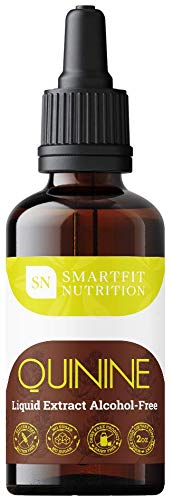Smartfit-Nutrition Quinine Liquid Extract – Herbal Supplement, Immune and Digestive Extract Support, Made in USA   GMOs and Gluten-Free Extract - Fl 2oz
