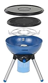 Campingaz - Gril/Plateau de cuisine - Party Grill 200, Mixte Adulte, Bleu, 15 x 3 x 15 cm