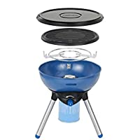 Campingaz Party Grill Gas Stove, Small Gas Grill and Camping Cooker in One, Camping Stove for Camping or Festivals…