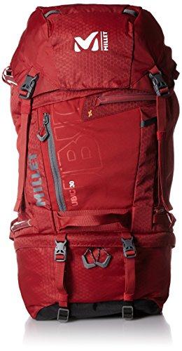 Millet Ubic 30 - Zaino, taglia unica, colore: rosso profondo
