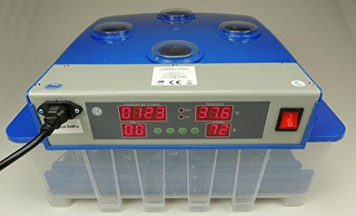 Campo24 S60 Motorbrüter autom. Wendung Brutapparat, Inkubator, für bis zu 60 Eier Inkubator - 3