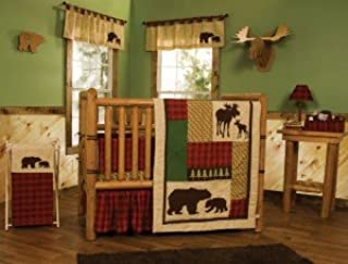 Trend Lab Northwoods 11-Piece Custom Nursery Crib Bedding Set