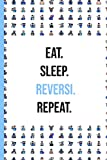 Reversi: Sport Journal / Notebook | 6x9 inch - Lined Paper - 120 Pages | Perfect Gift for...