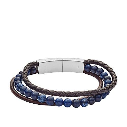 Fossil Herren-Manschetten Armbänder JF02885040