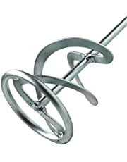 Mortelmixermand | SDS-spiraalmenger, praktische mortelmixer Æ 75 mm x 400 mm, 281 g | SDS-opname