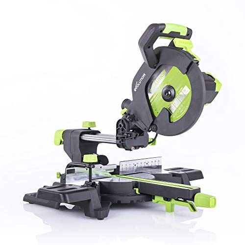 Evolution Power Tools F255SMS Sliding Mitre Saw with Multi-Material...