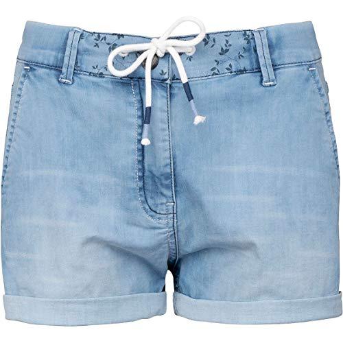 Chillaz dames zomer splash korte broek, blauw, 40