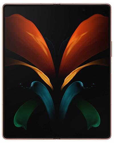 Samsung Galaxy Z Fold2 5G Mystic Bronze, 12GB RAM, 256GB Storage