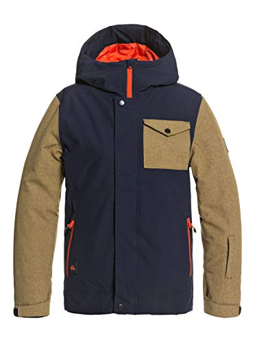 Quiksilver Jungen Winterjacke Ridge Youth Marine (300) 164