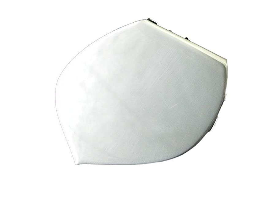 泥だらけ囲いトレースAJINA クレスト(鏡面)マネークリップ シルバー製マネークリップ メンズアクセサリー 盾型 個性的 Silver950 日本製 ハンドメイド