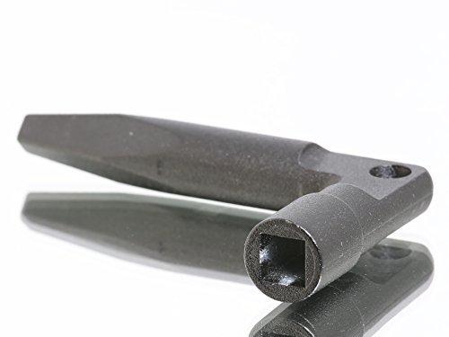 CTA Dichtungen Vierkant 8-9mm Außenvierkant 6-9,5 mm Schlüssel Dornschlüssel 1C04-52