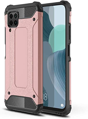 GOBY Coque Huawei P40 Lite Antichoc Armure Housse Béquille...