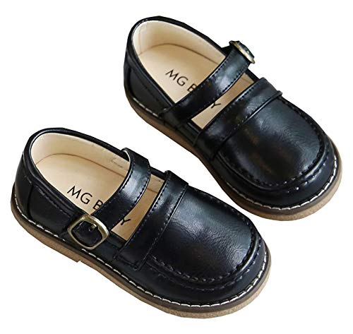 DADAWEN Toddler Little Girl's Mary Jane Flat Dress Shoes School Uniform...