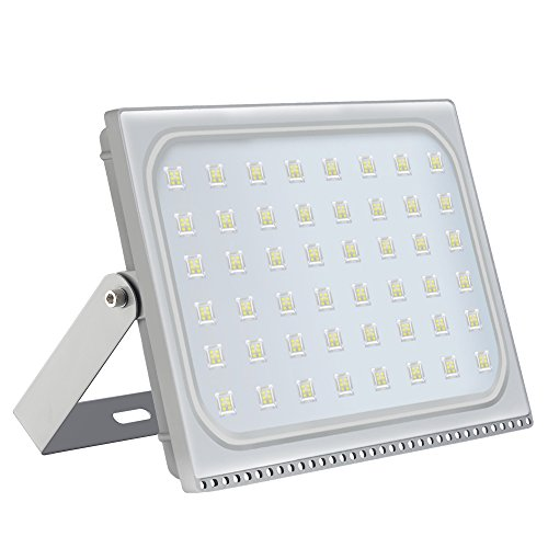 LED Flood Light Chunnuan, 300W,26000LUMEN 6000-6500K (Cold White), IP65 Waterproof,Outdoor Security Lights Garden Landscape Spot Lamp Super Bright Floodlight 110v
