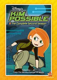 Kim Possible: The Complete Second Season