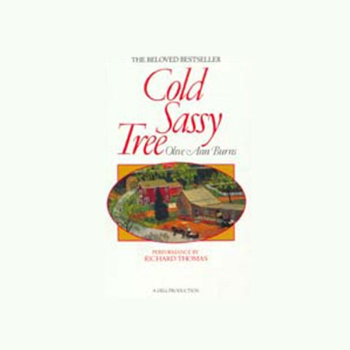 Cold Sassy Tree audiobook cover art