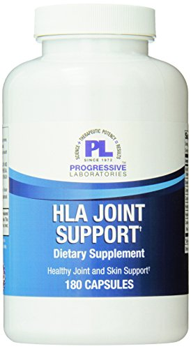 Progressive Labs Hla Joint Support Supplement, 180 Count