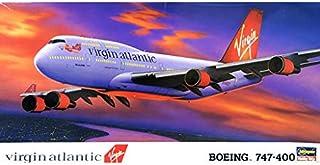 ハセガワ 1/200 ヴァージン アトランティック航空 ボーイング747-400 LT5 10105 プラモデル