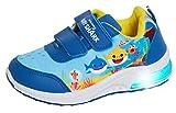 Pinkfong Zapatillas deportivas para niños con luces intermitentes para correr,...