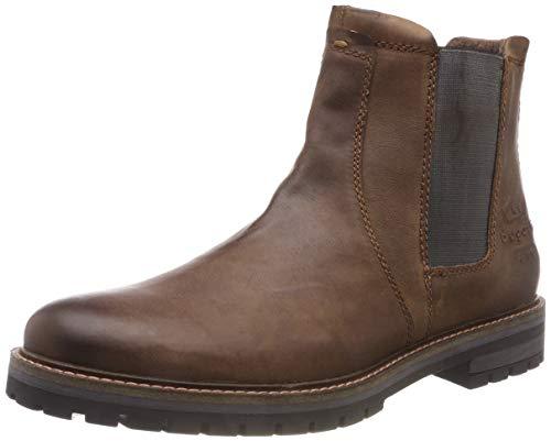 bugatti Herren 321600313200 Klassische Stiefel, Braun, 44 EU