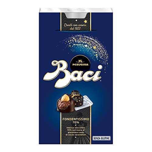 BACI PERUGINA AU CHOCOLAT NOIR 70% 200GR