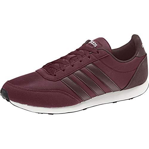 Adidas V Racer 2.0, Zapatillas de Deporte Niño, Rojo (Granat/Rojnoc/Rojnoc 000), 38 EU