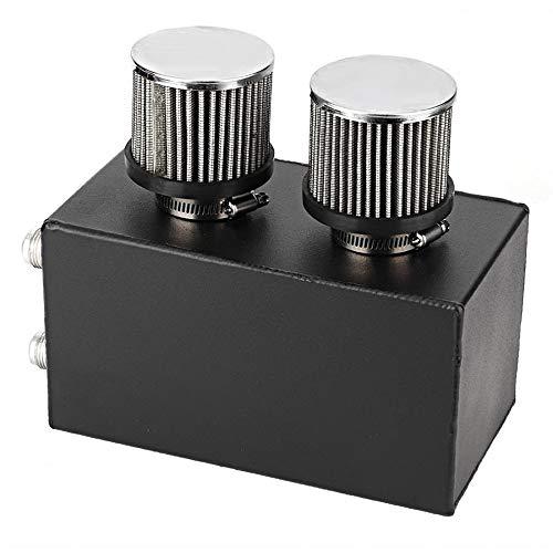 U/D Recoger el Aceite del Coche ¿Puede 3.5L de Aluminio Modificado de 4 Puertos de Aceite del Motor de Bloqueo del depósito con el Filtro Modificación Accesorios del Coche