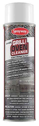 Sprayway SW826 Oven Cleaner