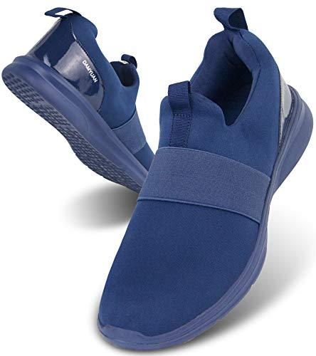 Zapatillas de Running Hombre Casual Tenis Asfalto Zapatos Deportives Calzado Fitness Gym...
