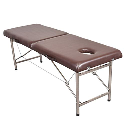 HO-TBO Table Pliante De Massage Léger Massage Table de beauté Portable Pliant Lit Tattoo Canapé...