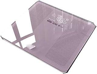 Yuen Báscula de Peso/báscula de precisión doméstica/báscula electrónica de pesaje/báscula pequeña de Alta precisión(Pink)
