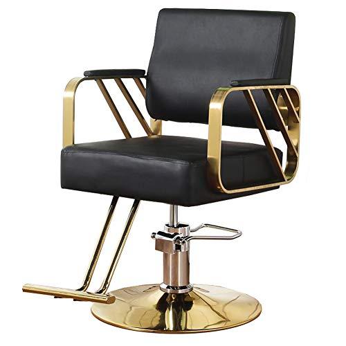 MOye Simplicity Barber Chair Salon Beauty Spa Shampoo Hair Professional Swivel Hydraulic Styling...