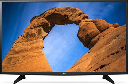 43LK5100PLA 43' Full HD Negro LED TV