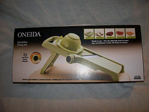 Oneida Mandoline Slicing Set