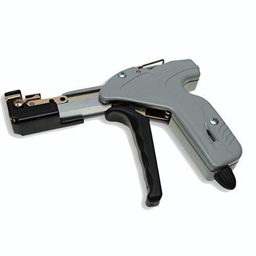 Acero inoxidable Cable Tie pistola–alta calidad–Tensor y herramientas de corte por gocableties