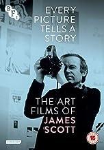 Every Picture Tells a Story: The Art Films of James Scott ( Every Picture Tells a Story / The Great Ice-Cream Robbery / Love's Presentation [ Origen UK, Ningun Idioma Espanol ]